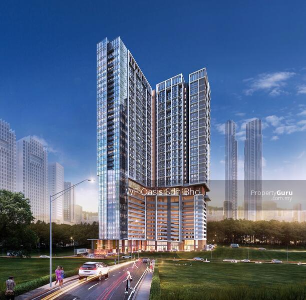 Oasis HiTown @ Johor Bahru City Center #157642156
