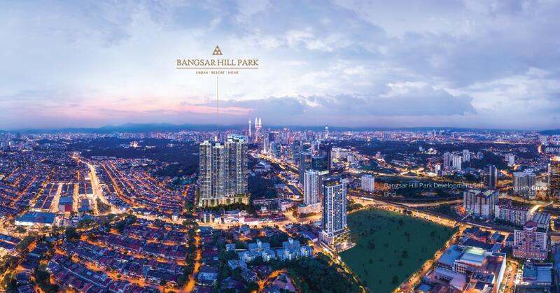 Bangsar Hill Park #162011386