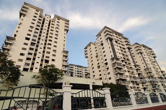 The Chancellor Condominium Road View 1252