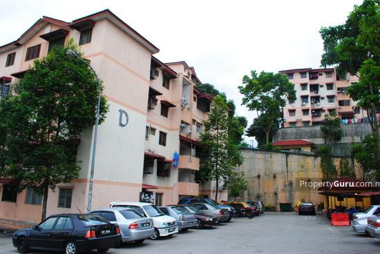 Apartment Lestari (Damansara Damai)  2675
