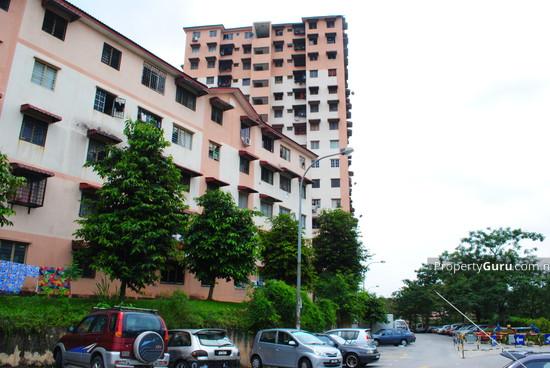 Apartment Lestari (Damansara Damai)  2678