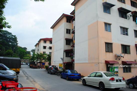 Apartment Idaman  2651