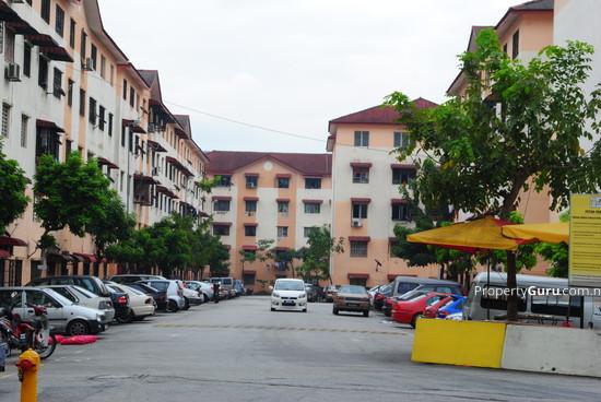 Apartment Idaman  2652
