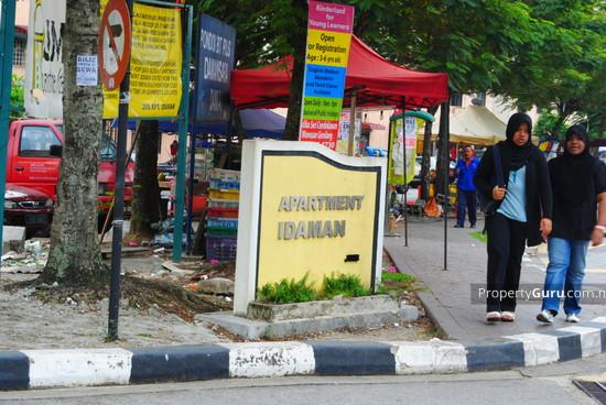 Apartment Idaman  2654
