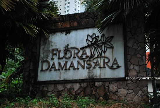 Flora Damansara  3042