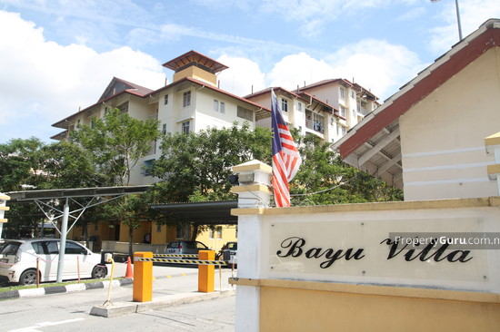Bayu Villa  2546