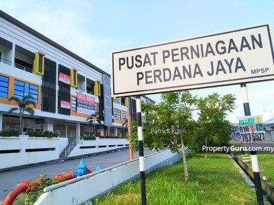 For Sale - Pusat Perniagaan Perdana Jaya