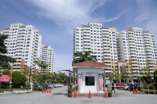 Vista Millennium Condominiums  759