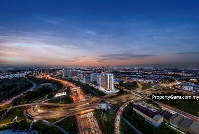 For Sale - Aurora @ Subang Jaya City Centre (SJCC)