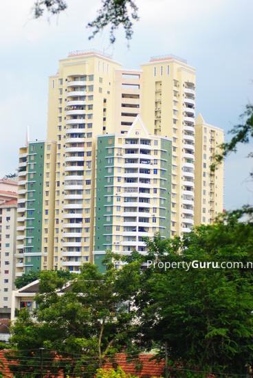 Sri Impian Condominium (Brickfields)  869