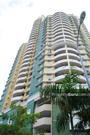 Sri Impian Condominium (Brickfields)  870