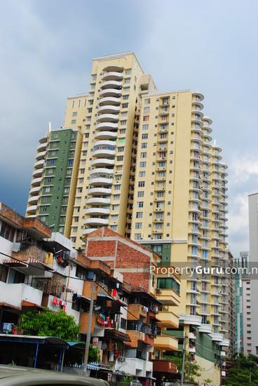 Sri Impian Condominium (Brickfields)  871