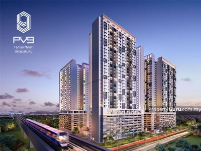 For Sale - PV9 Residences @ Taman Melati
