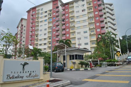 Pangsapuri Belimbing Heights  2158