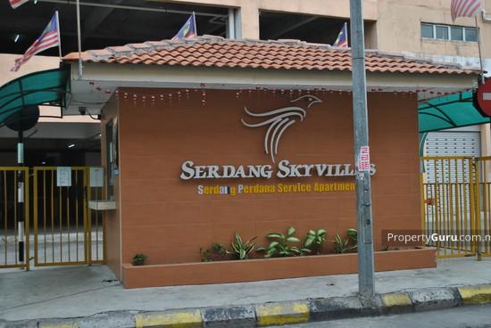 Serdang Skyvillas (Serdang Perdana)  1848
