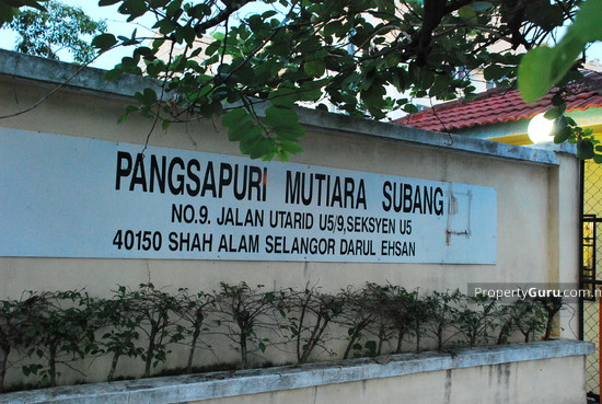 Pangsapuri Mutiara Subang  2345
