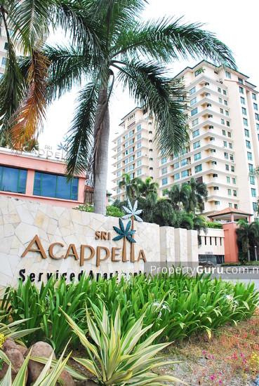 Sri Acappella Serviced Apartments  2403