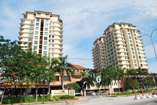 Sri Acappella Serviced Apartments  2406