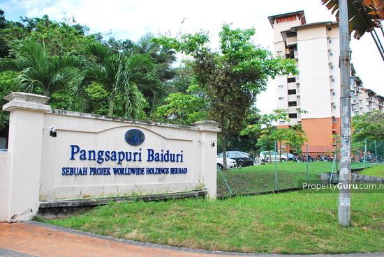 Pangsapuri Baiduri (Seksyen 7 Shah Alam)  2468