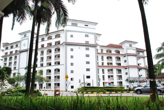 Sri Alam Condominium  1518