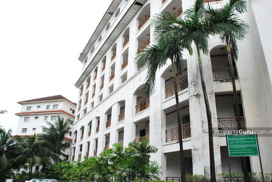 Sri Alam Condominium  1519