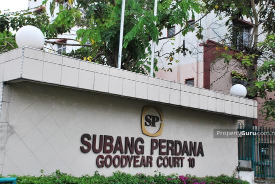 Subang Perdana Goodyear Court 10  2088