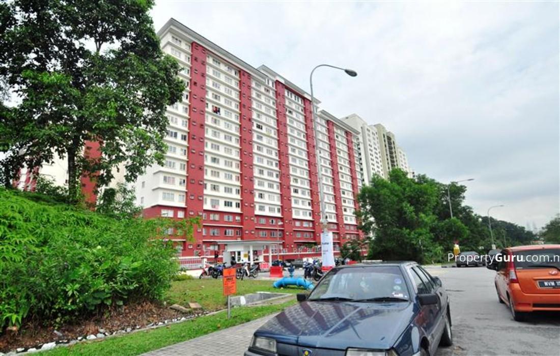 Lumayan Apartment Bdr Tasik Permaisuri Bandar Tun Razak Propertyguru Malaysia
