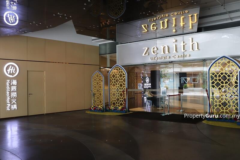 Zenith Lifestyle Centre @ Suasana, Johor Bahru #165758176