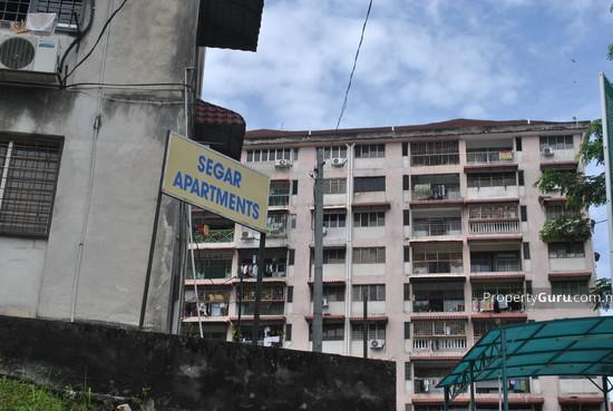 Segar Apartments  634