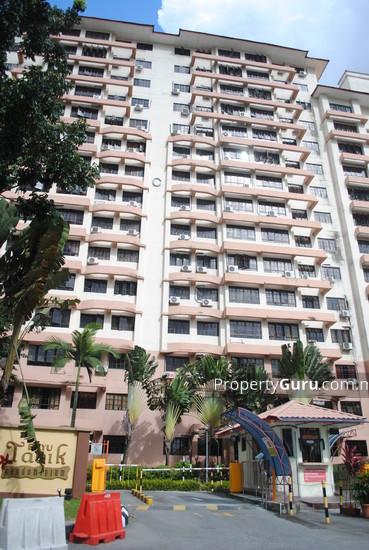 Bayu Tasik Condominium  550