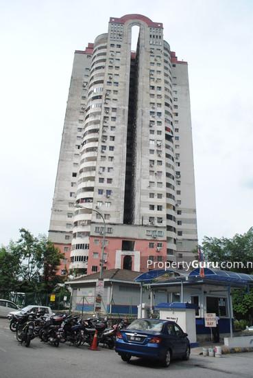 Bukit Pandan 2 Condominium  3163