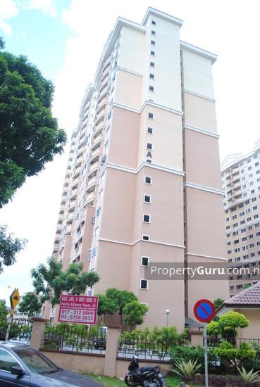Cengal Condominium  595