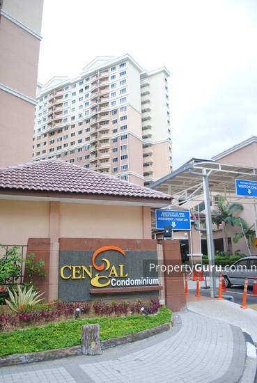 Cengal Condominium  596