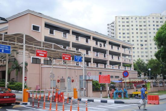 Cengal Condominium  598
