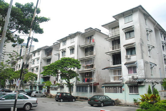 Pandan Heights Condominium  3134
