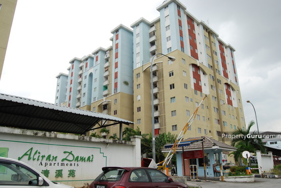 Aliran Damai Apartments  3195
