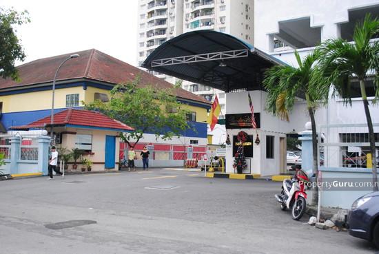 Pandan Villa Condominium  3190