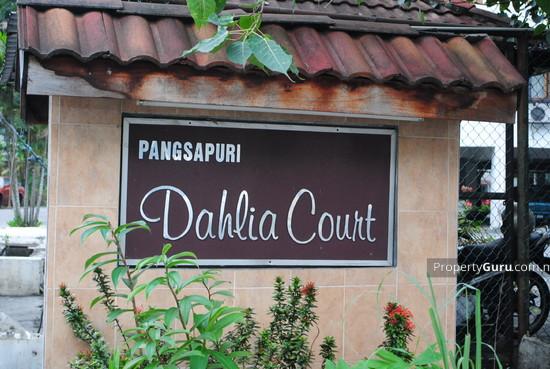 Pangsapuri Dahlia Court  3150
