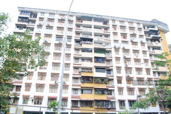 Pangsapuri Dahlia Court  3152