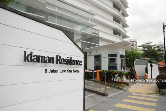 Idaman Residence @ KLCC  3310