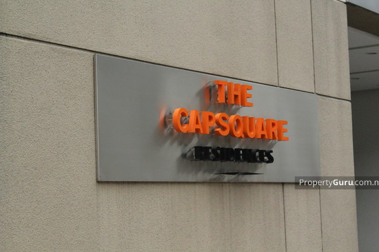 The Capsquare Residences  3315