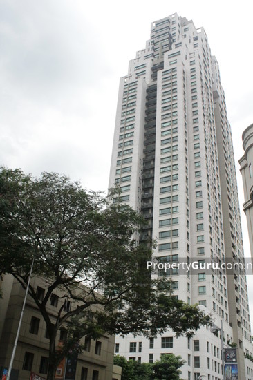 The Capsquare Residences  3316