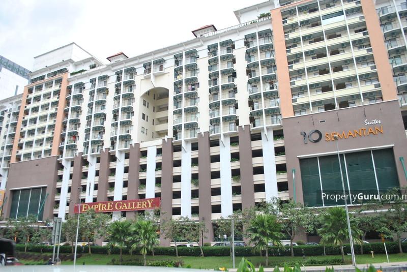 10 Semantan Suites Jalan Semantan Damansara Heights