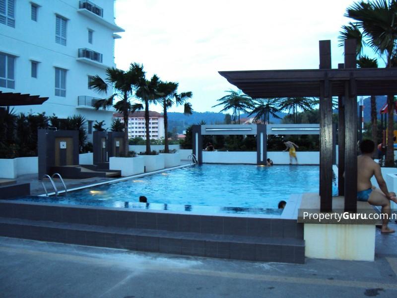 Viva Residency Jalan Supiah Pillay Sentul Kuala Lumpur 3 Bedrooms 1216 Sqft Apartments