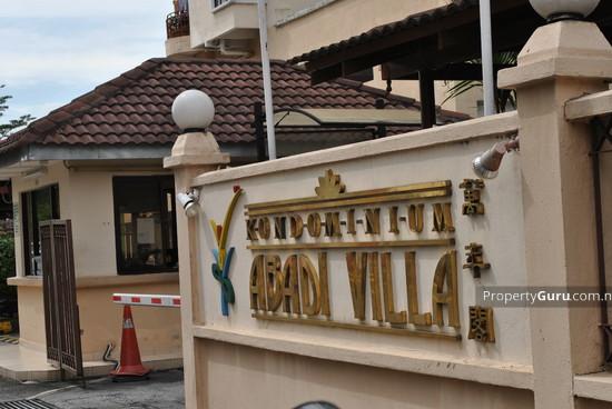 Kondominium Abadi Villa  2750