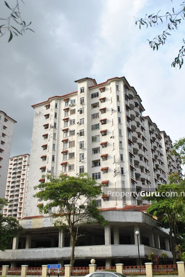 Bukit OUG Condominiums  3248