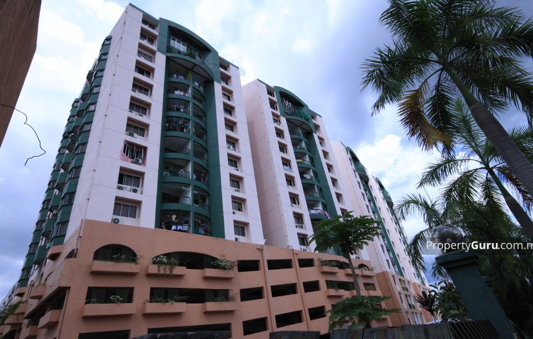 city garden palm villa condominium ampang propertyguru