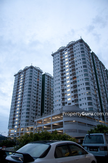 Kepong Central Condominium  383