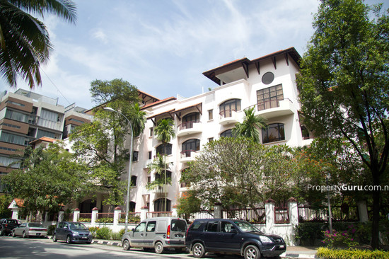 Lanson Place (8 Ampang Hilir)  1407