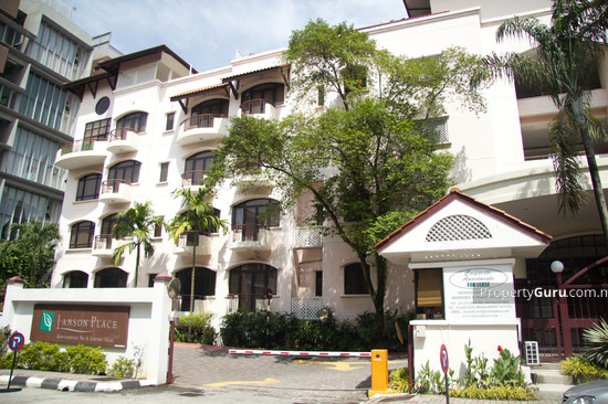 Lanson Place (8 Ampang Hilir)  1408